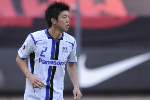 川崎へ加入が決定したG大阪DF中澤聡太「強い覚悟を持って、チームのために」