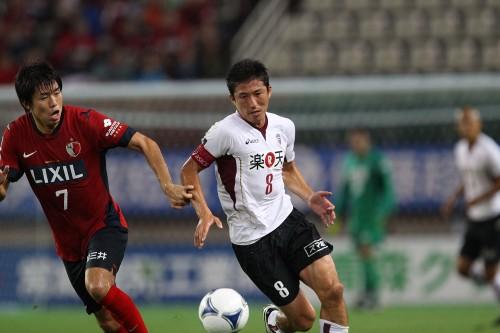 神戸の野沢拓也が鹿島に復帰「頭の片隅にはいつもアントラーズがあった」