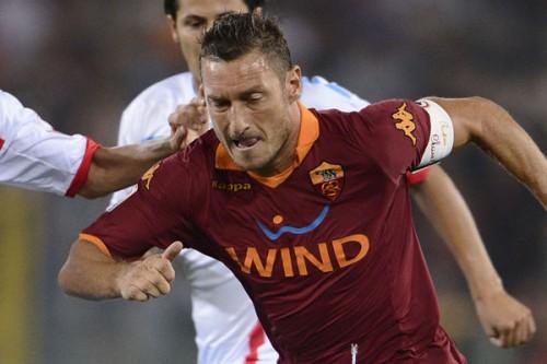 ローマがトッティとの契約延長を示唆「更新に値するプレー」