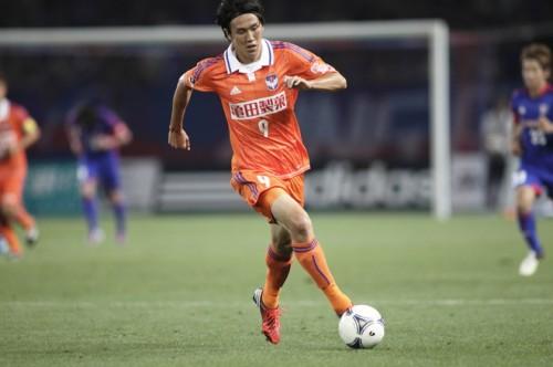 新潟の元日本代表FW矢野、名古屋へ移籍「第二の故郷、新潟を去ることは苦渋の選択」