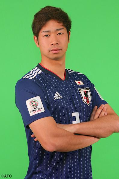 三浦 弦太(日本代表)のプロフィール画像