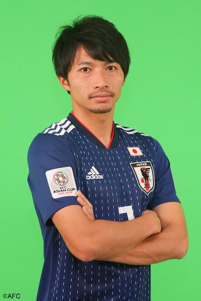 柴崎 岳(日本代表)のプロフィール画像