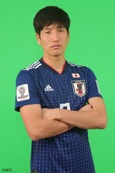 原口 元気(日本代表)のプロフィール画像