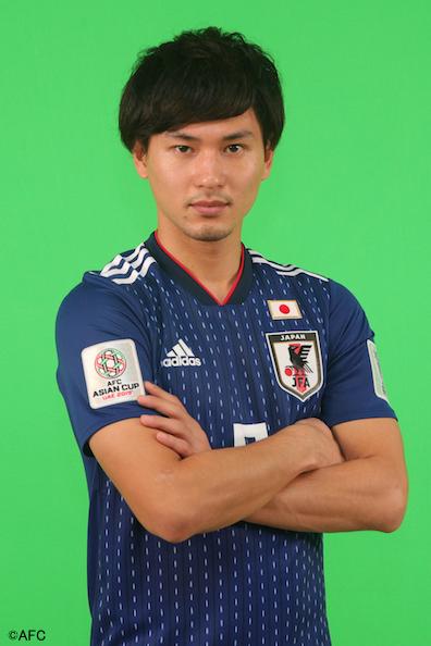南野 拓実(日本代表)のプロフィール画像