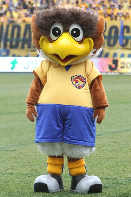 Jリーグマスコット総選挙で仙台のベガッ太が1位でセンター奪取(2013年)