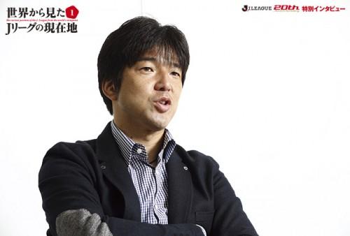 名波 浩「日本のサッカーは急速にレベルアップしている」