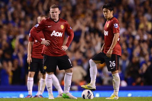 マンUのルーニー「6人でサッカーをするならシンジを選ぶ」