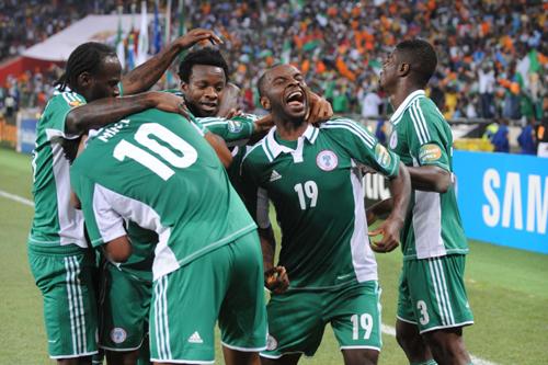 ナイジェリアが3度目のアフリカ制覇…1994年以来10大会ぶり