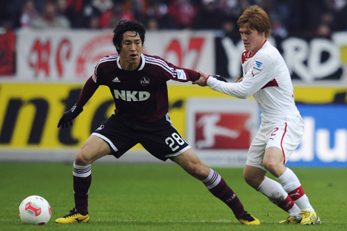 金崎が初先発…日本人4選手出場のシュトゥット、ニュルン戦はドロー
