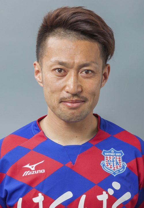 津田 琢磨(ヴァンフォーレ甲府)のプロフィール画像