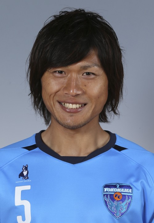 西河 翔吾(横浜FC)のプロフィール画像