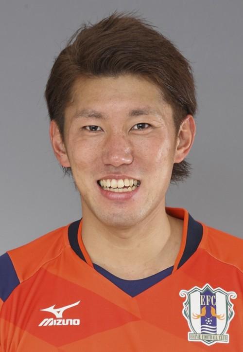 西岡 大輝(愛媛FC)のプロフィール画像