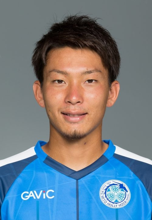 永坂 勇人(水戸ホーリーホック)のプロフィール画像
