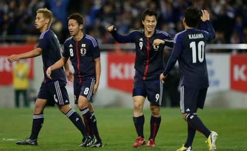 日本代表ファン約850人が選ぶラトビア戦のMOMは岡崎…得点と守備を評価