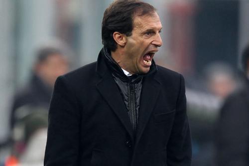 バルセロナ優位を覆したいアッレグリ「試合は0-0から始まる」