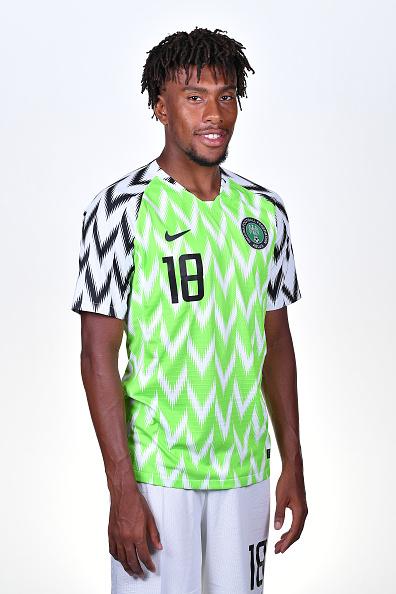 アレックス・イウォビ(ナイジェリア代表)のプロフィール画像