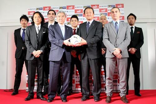 PUMA CUP 2013 組み合わせ決定…連覇を狙う大阪のC組が混戦に
