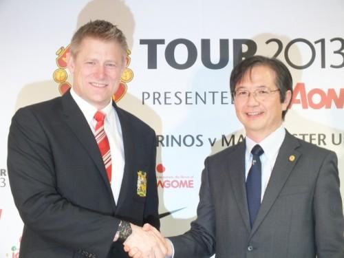 香川が凱旋へ…マンUが7月に横浜FMとの親善試合実施を発表