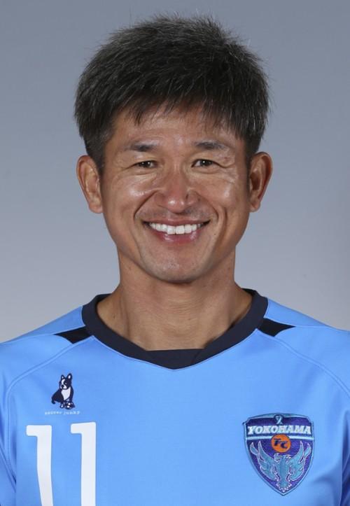 三浦 知良(横浜FC)のプロフィール画像