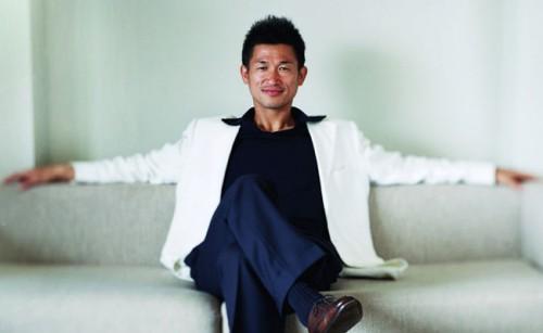 """キング・カズが日本代表選手を紹介「香川は""""弟""""のような存在」"""