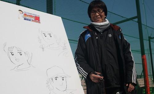 翼スタジアムが王子にオープン…高橋氏「ここで友達の輪が広がってくれたら嬉しい」