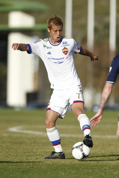 CSKA幹部が本田の今夏移籍を容認か「契約延長を強要できない」