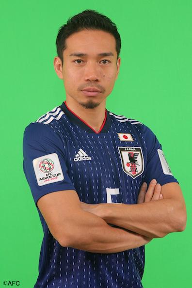 長友 佑都(日本代表)のプロフィール画像