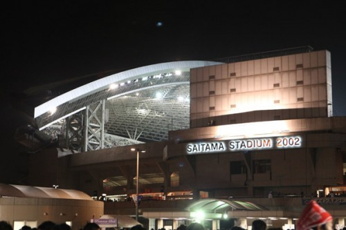 ヨルダン戦のPVが埼スタで開催…世界最速での本大会出場が懸かる