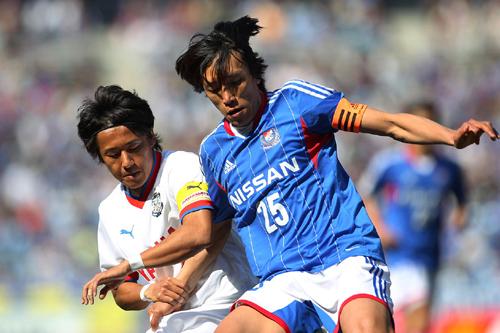 開幕3連勝の横浜FM中村俊輔「勝つサッカーができてきている」