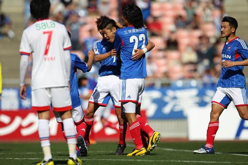横浜FMが開幕3連勝…磐田の前田はノーゴール/J1第3節