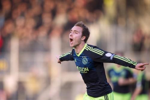 リヴァプールはアヤックスの21歳MFエリクセン獲得を狙う