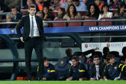 ビラノバ監督がバルセロナへ…クラブが発表「おかえり、ティト!」