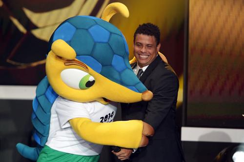 ブラジルW杯の1次リーグ組み合わせ抽選会、12月6日に実施決定