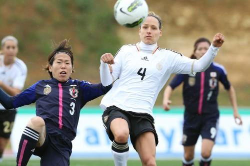 田中美南が代表初ゴールも、なでしこ2連敗…ドイツに1-2/アルガルベ杯