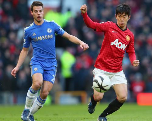香川先発のマンU、FA杯でチェルシーに2点差追いつかれ再試合へ