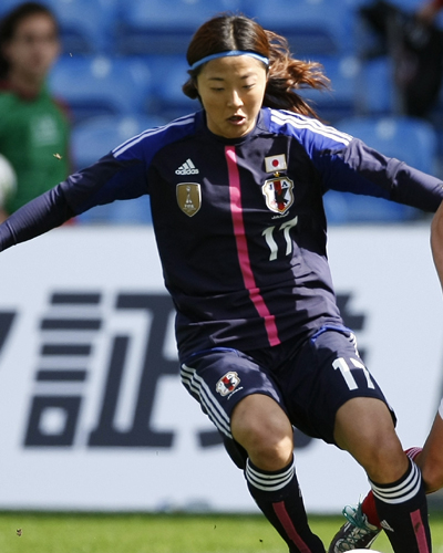 なでしこは大儀見の2戦連続得点で中国下し5位/アルガルベカップ
