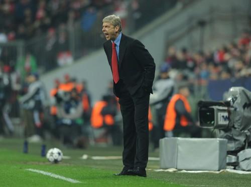 アウェーゴール差で敗退…ヴェンゲル監督「1試合だけ良くても勝負には勝てない」