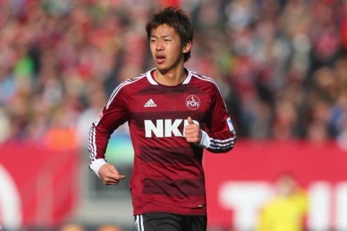 清武がブンデス公式の週間MVP候補に選出…日本人連続受賞なるか