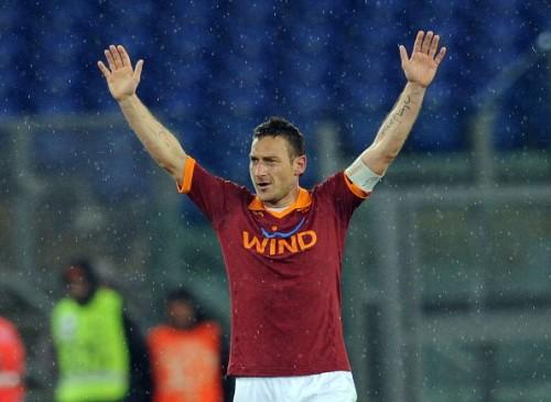 トッティがセリエA通算226点目、歴代単独2位に…ローマは快勝