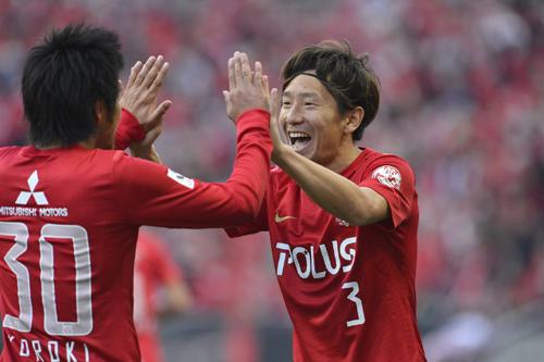 浦和がスコア以上の内容で名古屋に完勝し、開幕2連勝