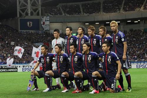 W杯出場権をかけたヨルダン戦の日本代表から本田、長友が外れる