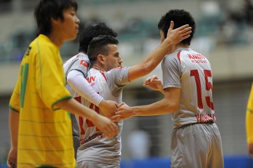 Fリーグ王者名古屋オーシャンズが貫禄の勝利/PUMA CUP 2013