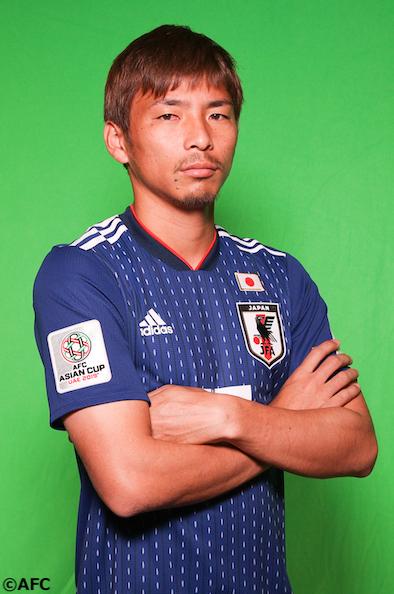 乾 貴士(日本代表)のプロフィール画像