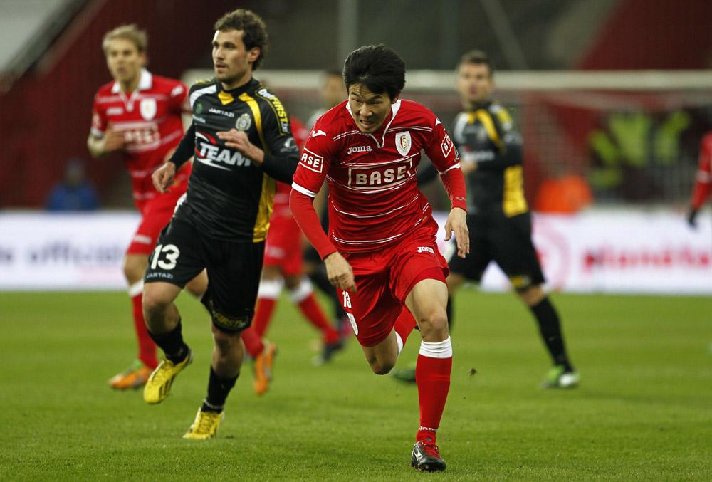 2013.3.16 ベルギーリーグ第30節...