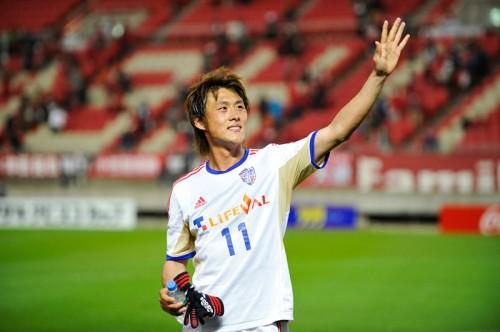 李忠成の代表復帰アピール弾でFC東京が鹿島に大勝/ナビスコ杯