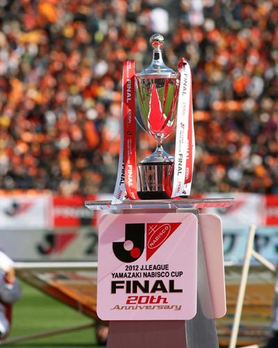 今年のヤマザキナビスコ杯決勝は、埼玉スタジアムで開催