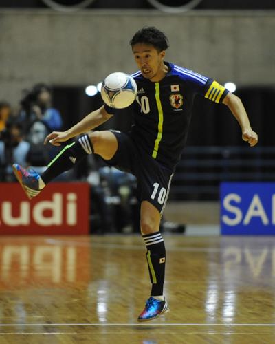 フットサル日本代表の木暮賢一郎が現役引退…W杯3度出場