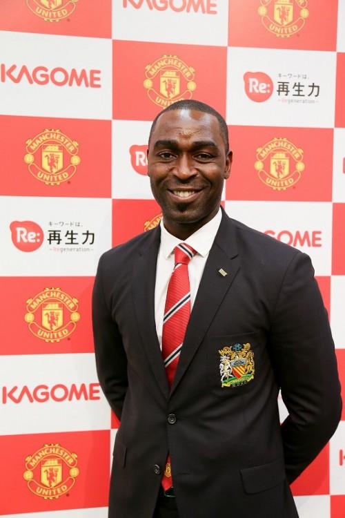アンドリュー・コール氏が香川の将来に太鼓判「素晴らしい選手」
