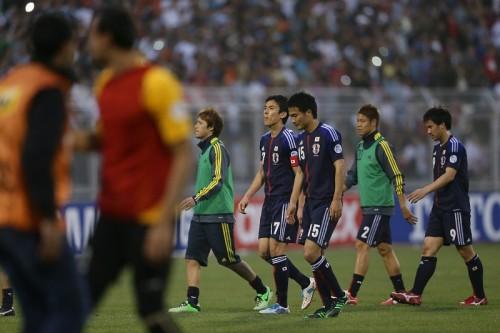 日本が最終予選初黒星を喫する…W杯出場は持ち越し/ヨルダン戦