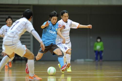 湘南、浦安が順当勝利。磐田が浜松を下す/PUMA CUP 2013